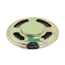 "New Hot Selling 1.4"" Diameter Aluminum Shell Round Internal Magnet Speaker 8 Ohm 0.5W(China)"
