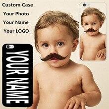 цена Custom DIY Name Photo Personalized Cover For Elephone S7 Elephone P9000 Lite Elephone R9 M2 5.5