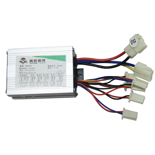 ФОТО Free shipping electric bike controller 36v 800w for brushed dc motor