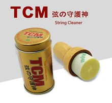 ФОТО tcm string angel guitar string cleaner, perfect for all stringed instruments guitar string brush