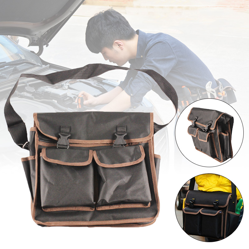 Aliexpress.com : Buy 1 Pcs Electricist Carpenter Tool Bag Multi Pockets Multi Propose Shoulder