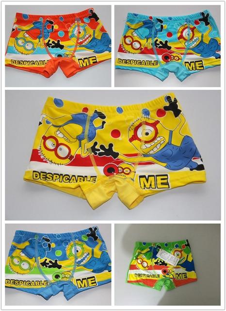 Aliexpress.com : Buy New Despicable Me/Minion baby boys underwear ...
