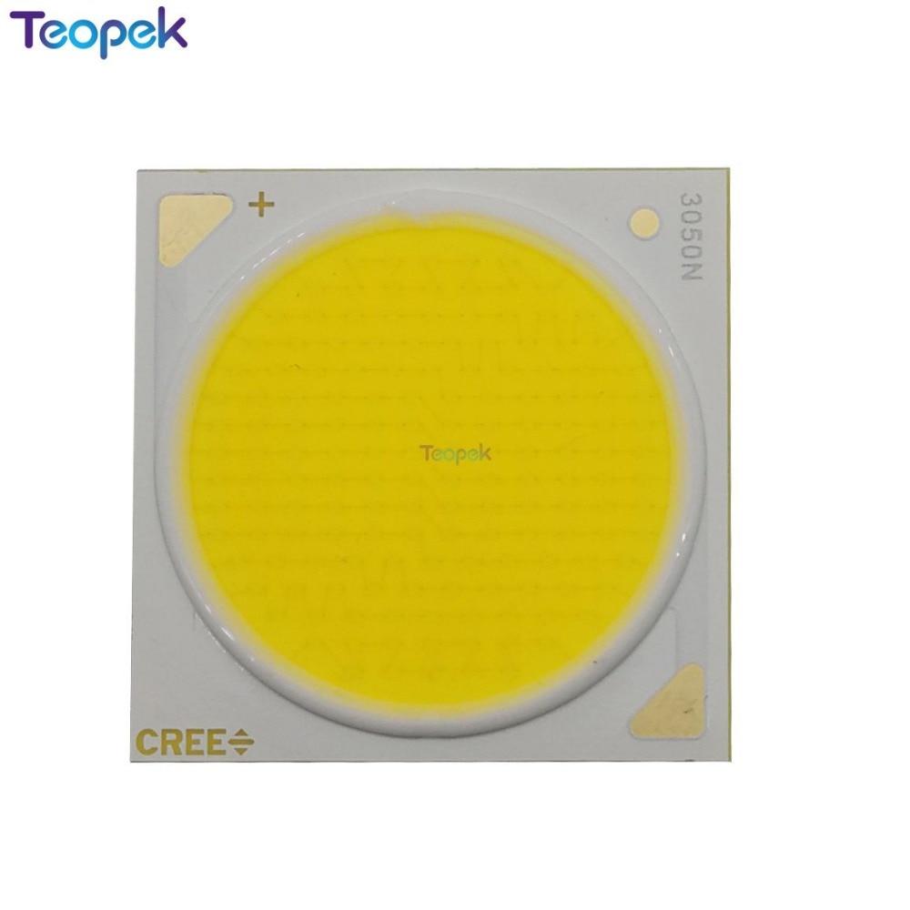 Promotion Original Cree CXA3050 CXA 3050 100W COB LED Array Light EasyWhite Y4 4000K 75CRI Or Z2 5000K 80CRI 36-42V 2.5A