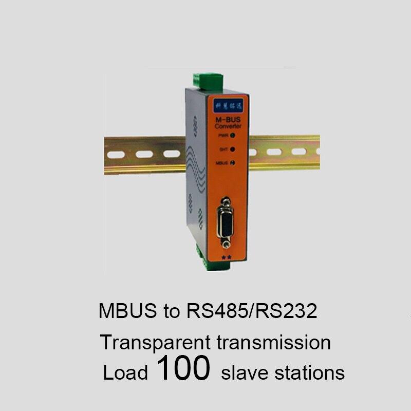 Ev Aletleri'ten Klima Parçaları'de MBUS/M BUS to RS232/485 Dönüştürücü (100 Yük) KH CM M100