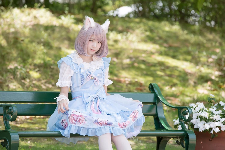 HTB1 PZIONYaK1RjSZFnq6y80pXa5 - Kawaii Cat Girl