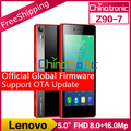 "Original Lenovo Vibe Shot Z90 7 Official Global Firmware 4G LTE Mobile Phone Octa-core Android 6.0 Dual SIM 5.0""FHD 3G RAM 16MP"