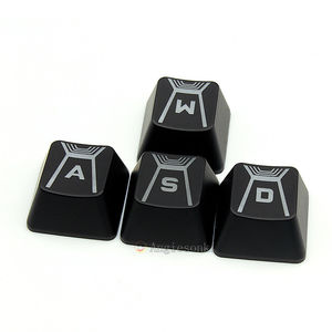 Image 5 - Bouchons de touches fléchées dorigine W A S D & direction pour Log. itech G910 romer g B3K T13L de clavier mécanique Romer G commutateurs de clavier