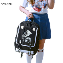 Monkey D Luffy Backpack Rucksack Bag