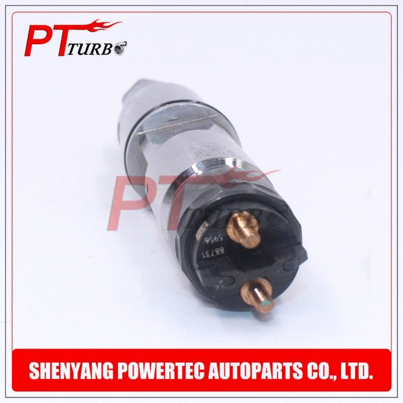 Carburant à rampe commune et inyection 0445120106 pour Dongfeng Shiyan DCI11_EDC7-pièces d'origine de pompe d'injecteur 0433172056 FOORJO2056