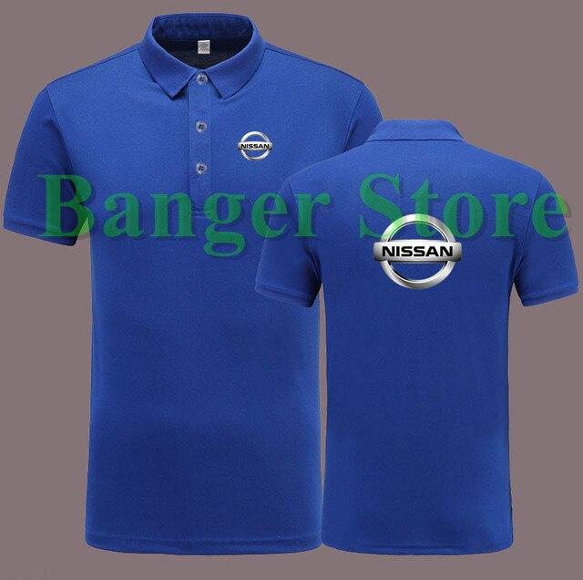 26483ec5594b97 Nissan 4S boutique POLO chemise à manches courtes salopette de travail  vêtements pour hommes et femmes