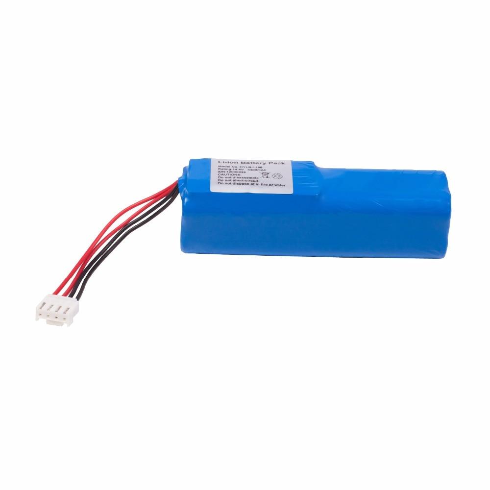 4400mAh New Electrocardiogram machine battery for EDANINS HYHB-1188 ECG-3312B ECG-12A ecg-12B algemarin 500ml