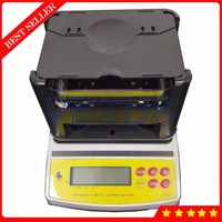 AU 1200K 0.01g/cm3 Gold Karat Detector Machine Digital Electronic Density Meter Tester Precious Metal Purity Testing Machine