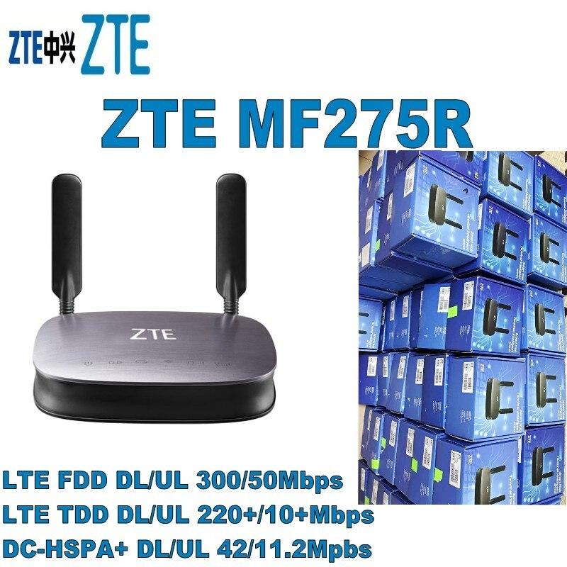 Lot de 50 pcs ZTE MF275R 4G LTE routeur