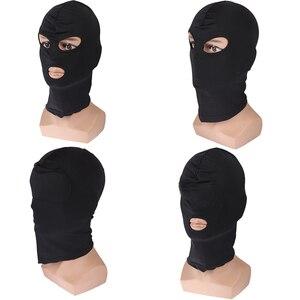 Juegos divertidos, máscara sexual negra para la cabeza, pieza, máscara Sexy para la cabeza, esclavo, boca abierta, SM, Bondage, sexo, Juguetes sexuales pervertidos para mujeres, parejas de hombres