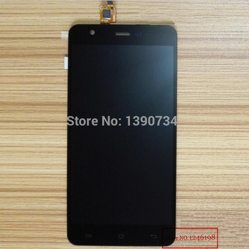High Quality Full NEW LCD Display Touch Screen Digitizer Assembly For JIAYU S3 Replacement Parts Black