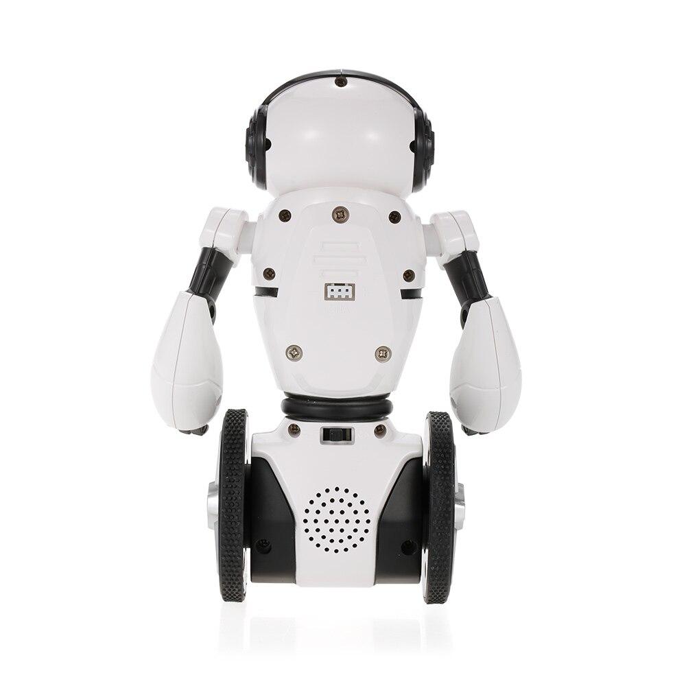 Wltoys RC Robot F4 0.3MP Camera Wifi FPV APP Control Intelligent G-sensor Smart Robot Super Carrier RC Toy Gift for Children (12)