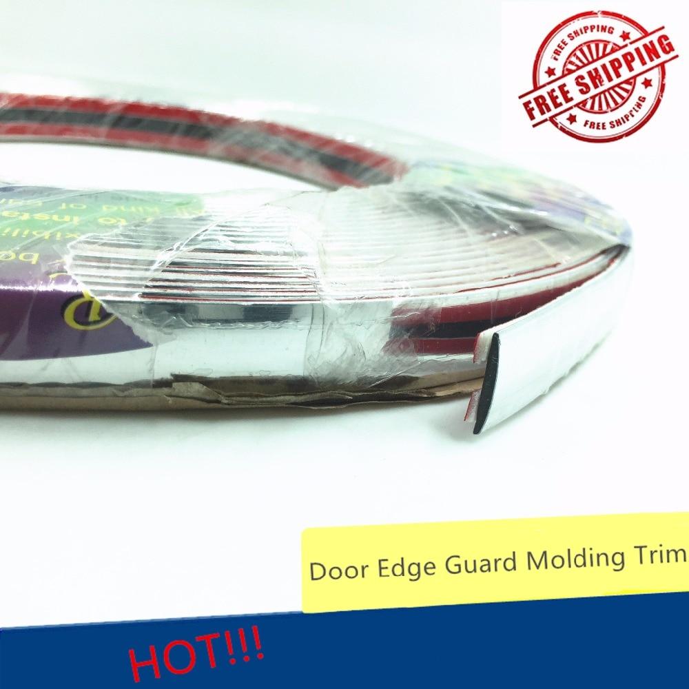 Silver Auto Car Chrome Molding Trim Strip 15meters*15mm For Window Grille Door Bumper Body Strip Body Surround DIY Decoration