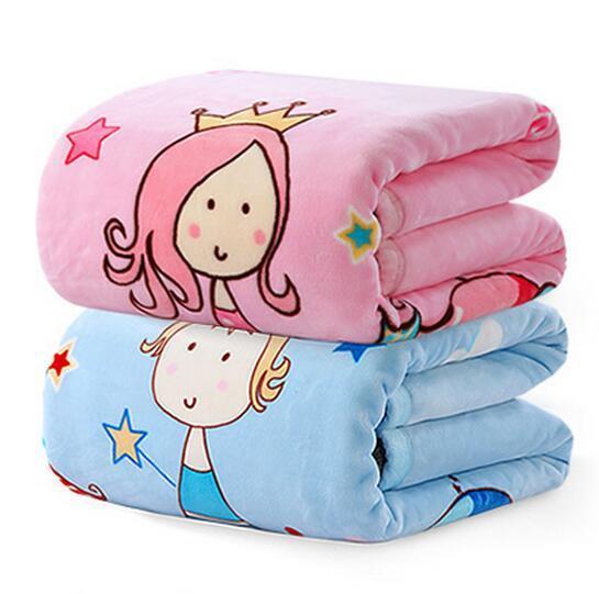 Venta caliente Manta de Bebé Suave Transpirable Doble Grueso Edredón de Aire Acondicionado Manta Mantas de Bebé Recién Nacido Verano T01