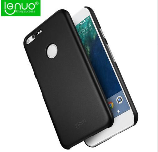 new styles a1e26 b84bd US $6.99 |For Google Pixel/ Pixel XL Ultra thin Slim hard back cover Lenuo  case 360 full protective Phone fundas capa accessories Piexl-in Fitted ...
