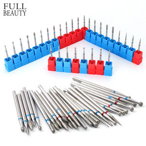 29 Types Diamond Burr Nail Drill Bits Electric Manicure Mills Cutter Rotate Nail Art Files Remover Gel Polish Tools CH01-29