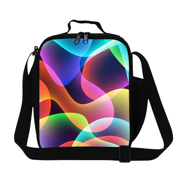 Nice Lunch Bags For S School Women Cute Coolers Color Reusable