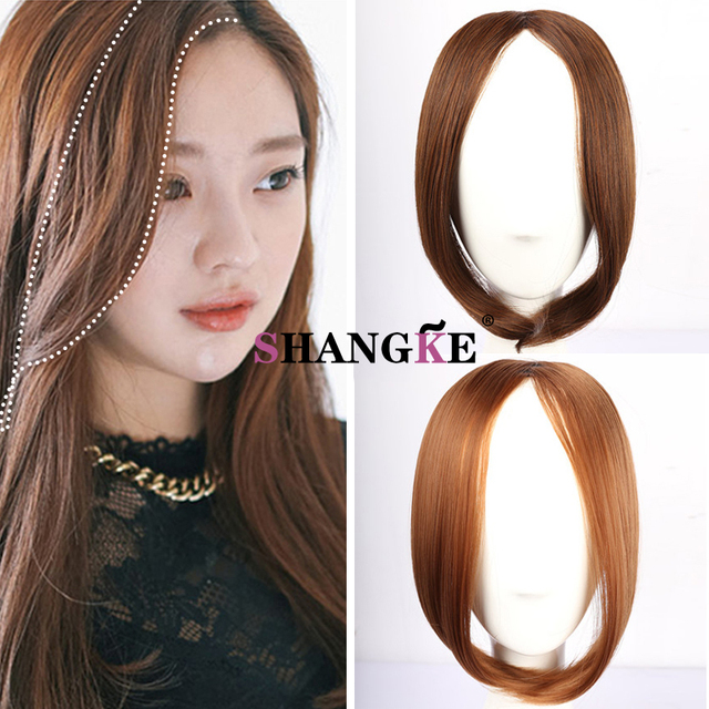 13 Inch 43g Bangs Clip In Bangs Front Hair Extensions Headband Hair