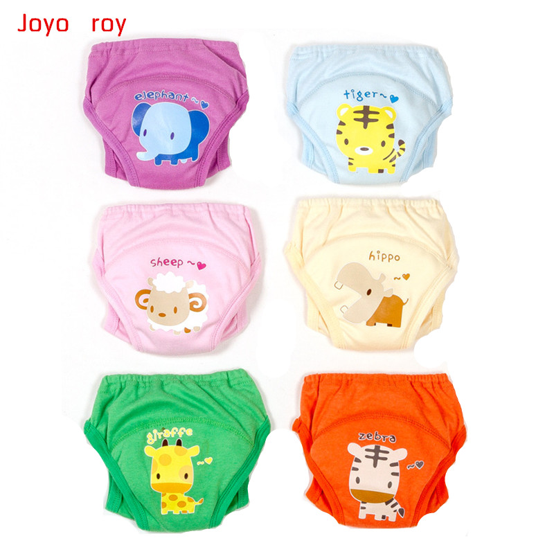 Baby Washable Reusable Diapers Cloth Pocket Nappy Diaper Cover Waterproof Wrap Children Training Pants Panties Underwear