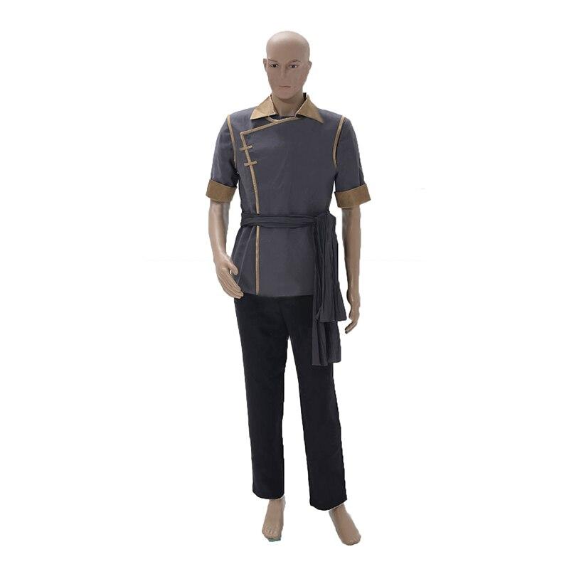 Movie Avatar The Legend of Korra Bolin Cosplay Costume