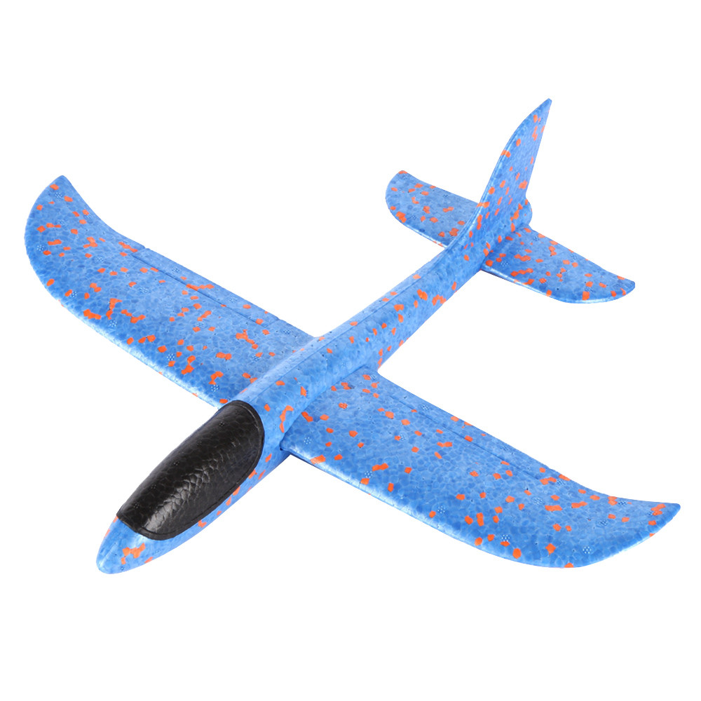Foam Throwing Glider Airplane Inertia Aircraft Toy Baby Kids Hand Launch Airplane Model Children Plane Model Outdoor Fun Toys hand throwing kids mini play parachute toy soldier outdoor sports children s educational toys free shipping