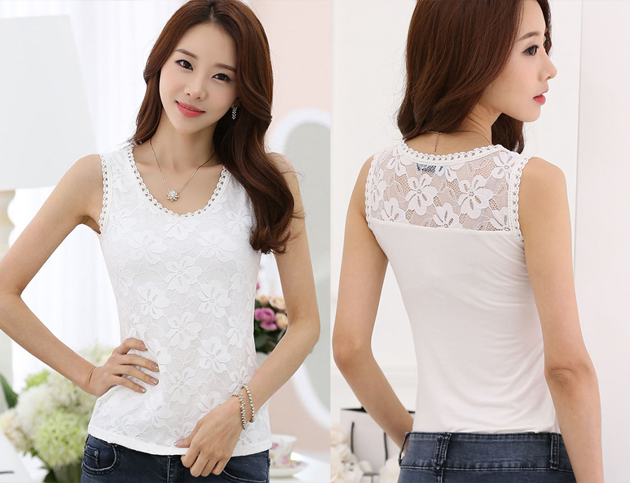 9884 lace tank top (2)