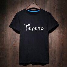 Harajuku Black White Woman Totoro Tokyo Ghoul T-shirt Geek T Shirt Woman Tee Street Wear Womens Letter Print Tshirt Cute Anime