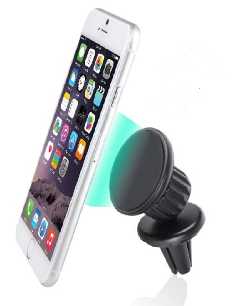 Newest Air Vent Magnetic Car Mount Holder with Fast Swift
