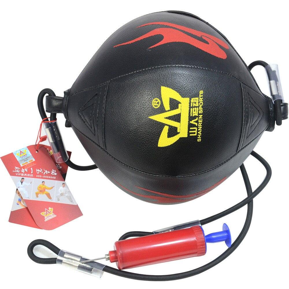 Üst Boks Hız Topu Boks Torbası Egzersiz Ekipmanları Egzersiz Fitness Sanda havalandırma Boks Topu