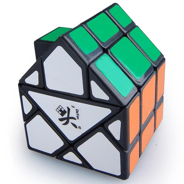 Dayan bermudas animalario I cubo mágico negro