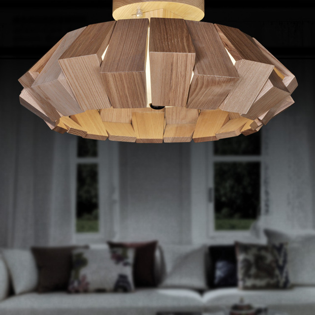 Simple lámpara de techo moderna sala de estar minimalista comedor ...