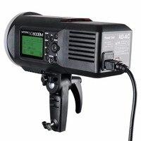 Godox AD600 AD-AC 100-240V Fonte De Alimentação Adaptador com Cabo para AD600B AD600BM AD600M AD600