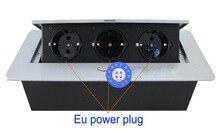 Лидер продаж/Pop-up socket/EU Подключите Настольный Гнездо/скрытые/амортизирующая пружина открытым информационный выход/офис настольных гнездо/A12