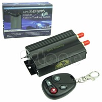 OOTDTY TK103B Car Vehicle SMS/GPS/GSM/GPRS Tracker Realtime Tracking System Device M15