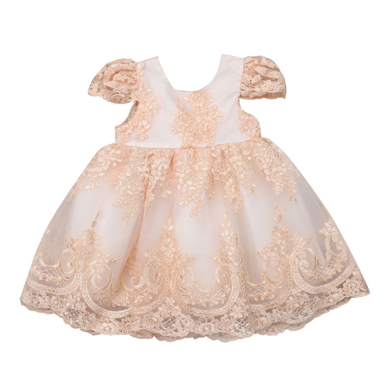 1 Jahre Geburtstag Kleinkind Mädchen Taufe Kleid Christams