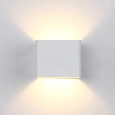 Led Wall Light Sconces 5W LED Wall Lamps Creative Design Aluminum Wall Lighting Fixture