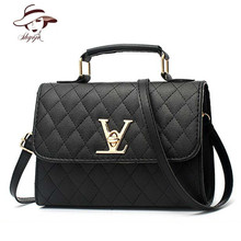 Luxury Famous Brand Black Handbag Women Bags Designer Crossb