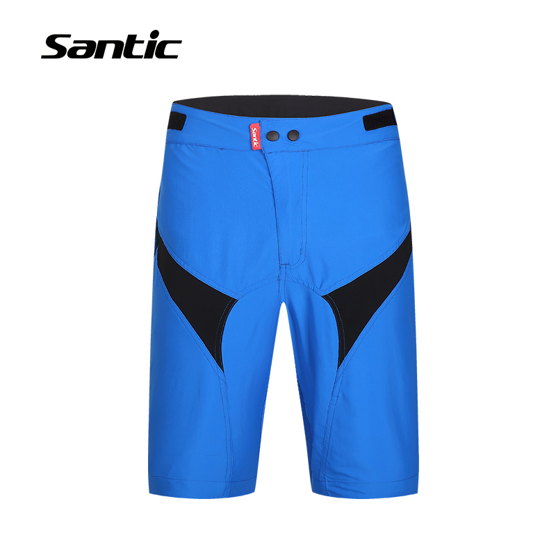 Santic Cycling Shorts Men Pro Padded MTB Mountain Road Downhill Bike Bicycle Shorts Ciclismo Pantalon Summer S-3XL 2017 santic women cycling shorts black spandex pro padded 2017 triathlon running sleeveless mtb road bike bicycle shorts skinsuit