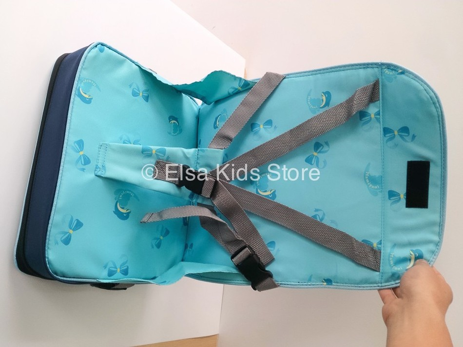 ae85e4139f96 Baby Booster Seat Travel High Chair Portable Light Weight Foldable ...