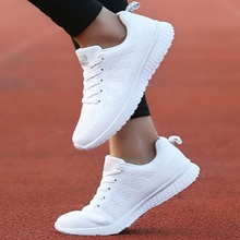 Fashion Womens Shoes Comfortable Casual Women Breathable  Lightweight Trainers for