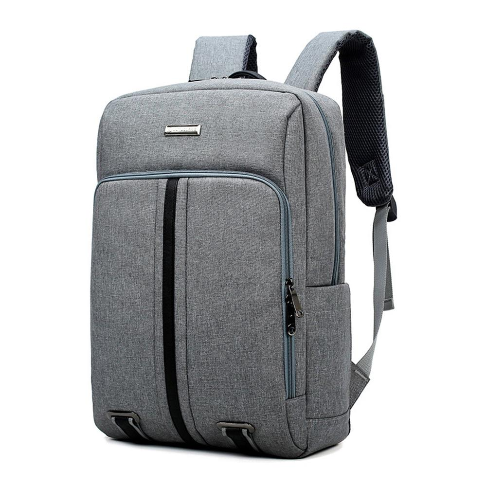 Men Fashion Large-Capacity Business Computer Backpack School Bag For High School College Students Male Backpack
