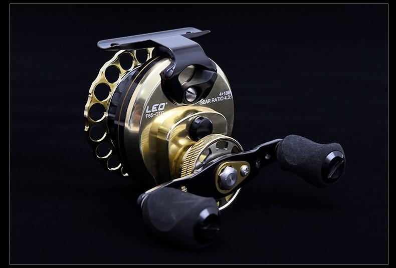 LEO Pesca roda carretel 27510 F65 OTG