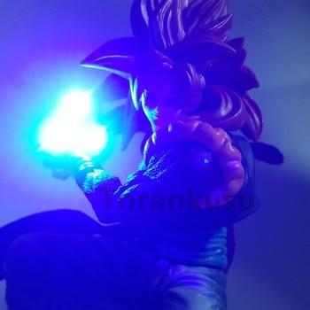Figura de Gogeta Super Saiyan 4 (17cm) Figuras Merchandising de Dragon Ball