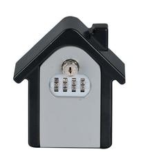 Пароль +% 26 Ключ Замок Безопасность Хранилище Менеджер Ящик 4 Цифра Пароль Металл Секрет Сейф Ящик Дом Офис Ключ Скрытый Безопасность DHZ017