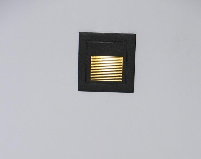 Led scale applique da parete per esterni illuminazione di scale