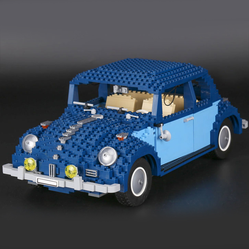 Lepin 21014 The Ultimate Beetle building bricks blocks Toys for children boys Game Model Car Gift Compatible with Bela 10187 dayan gem vi cube speed puzzle magic cubes educational game toys gift for children kids grownups
